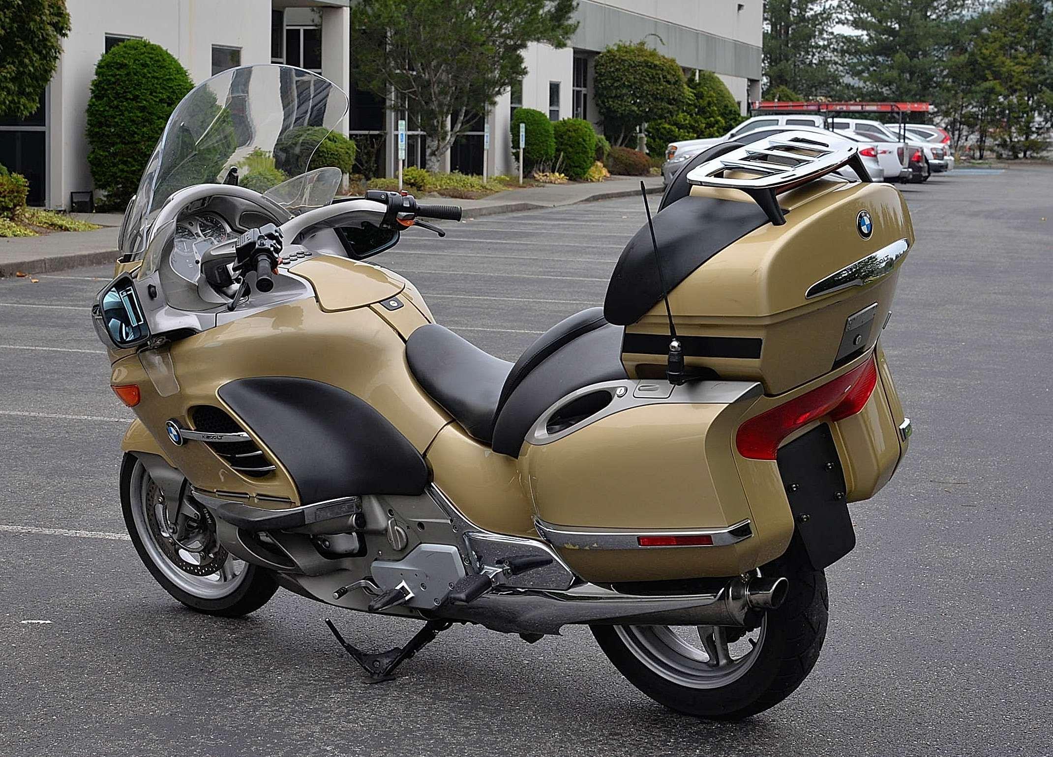 1999 BMW K 1200 LT Touring Motorcycle From Pensacola, FL