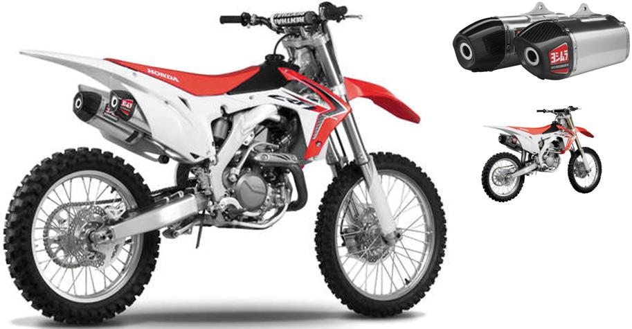 Yoshimura Signature Rs9 Slipon Exhaust Systems For Honda: Slip On Dirt Bike Exhaust At Woreks.co